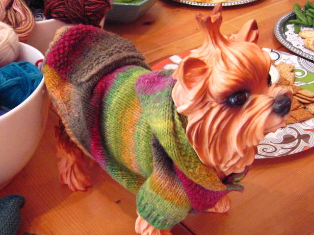 (c) Lindsay Obermeyer niessner sweater