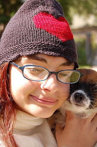 (c) Lindsay Obermeyer puppy love