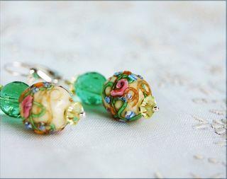 ©Lindsay Obermeyer Adrienne Earrings