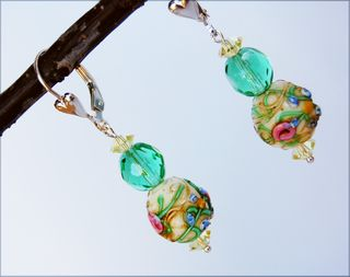 ©Lindsay Obermeyer Adrienne2 earrings