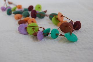 ©2010 Lindsay Obermeyer Steph festive necklace