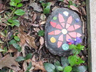 ©2011 Lindsay Obermeyer Garden Stone by Bonnie Katz