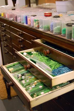 ©2011 Lindsay Obermeyer my bead stash