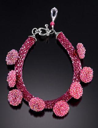 ©2011 Lindsay Obermeyer Button Bracelet photo by Larry Sanders