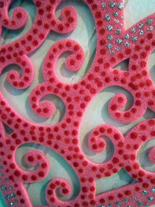 ©2012 Lindsay Obermeyer Valentine craft