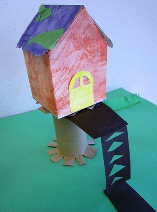 ©2012 Lindsay Obermeyer student tree house