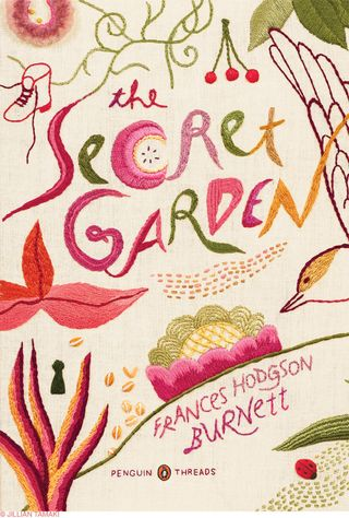 ©2011 Jillian Tamaki cover Secret Garden