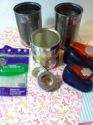 ©2012 Lindsay Obermeyer Supplies for Picnic Crafts