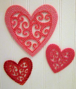 ©2012 Lindsay Obermeyer Valentine's Decoration
