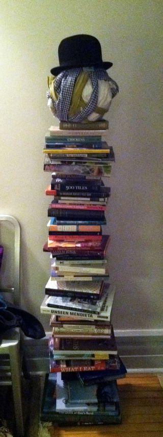 ©2012 Lindsay Obermeyer Book Rack