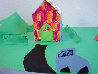 ©2012 Lindsay Obermeyer student suburban house