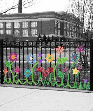 ©2012 Mary K. Lawrie - Rogers Park Is Blooming!