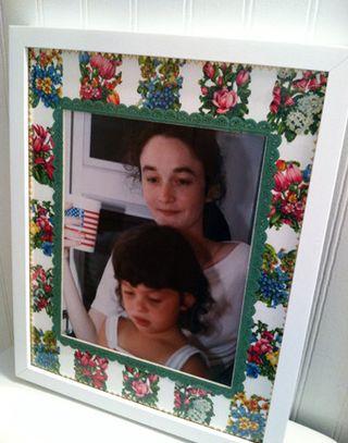 ©2012 Lindsay Obermeyer Scrapping Photo mattboard