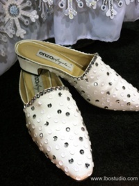 ©2012 Lindsay Obermeyer Shoes for Snow Queen