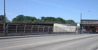 ©2012 Lindsay Obermeyer Addison Bridge, Yarn Bomb this Bridge!