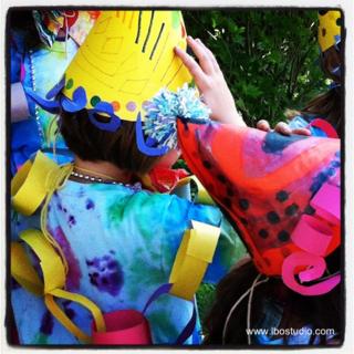 ©2012 Lindsay Obermeyer Clown Costumes