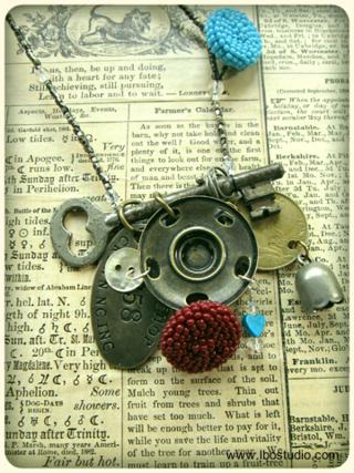 ©2012 Lindsay Obermeyer Industrial Blog Hop Necklace 2