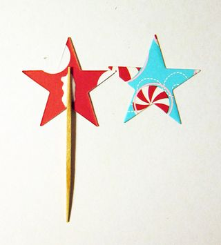 ©2012 Lindsay Obermeyer Making a star!