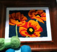 ©2013 Lindsay Obermeyer needle felting EK Success