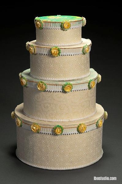 ©2013 Lindsay Obermeyer Wedding cake