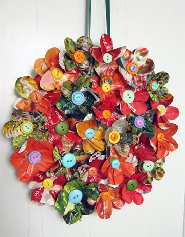 © 2013 Lindsay Obermeyer Paper Flowers