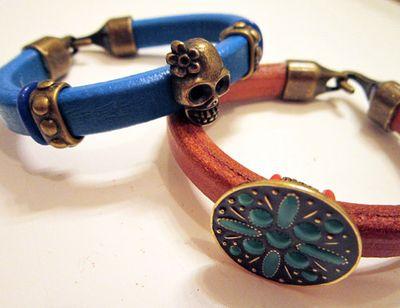 ©2013 Lindsay Obermeyer Cousin Slide Bracelet