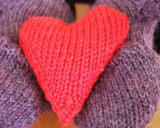 The hande warmer heart