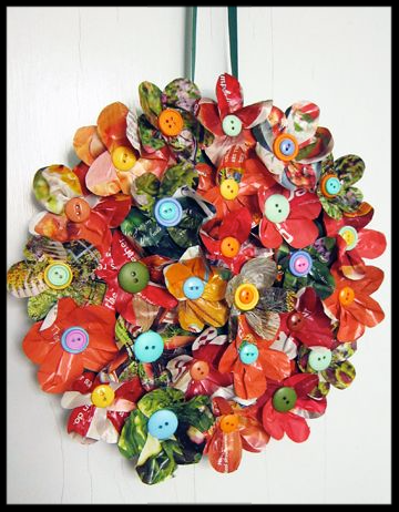 ©2013-Lindsay-Obermeyer-Upcycled-Craft-Flowers