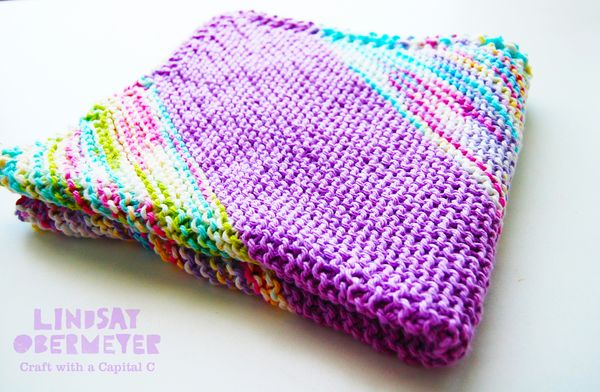 Free Pattern Quick Knit Baby Blanket Serendipity