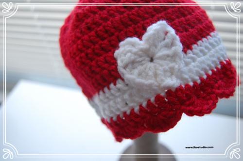 ©2015-Lindsay-Obermeyer-Crocheted-AHA-HEart-Beanie