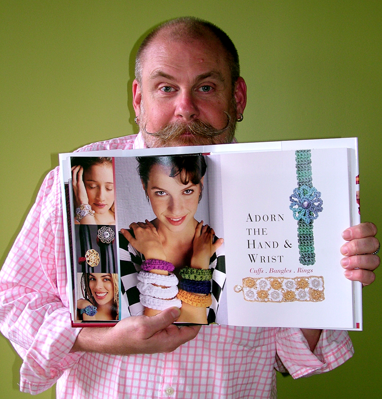 Terry_with_latest_crochet_book