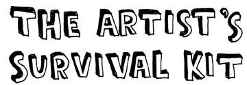 C_keri_smith_artists_survival_kit